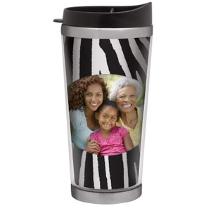 You can add photos of you and your lover to the Tumbler you're designing