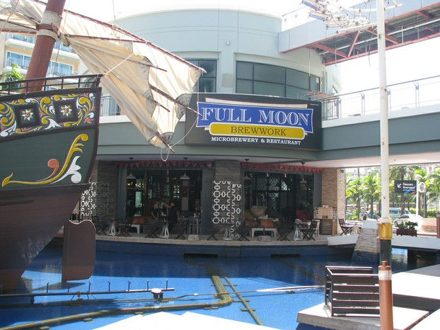 Full Moon Brewwork in Patong, Phuket