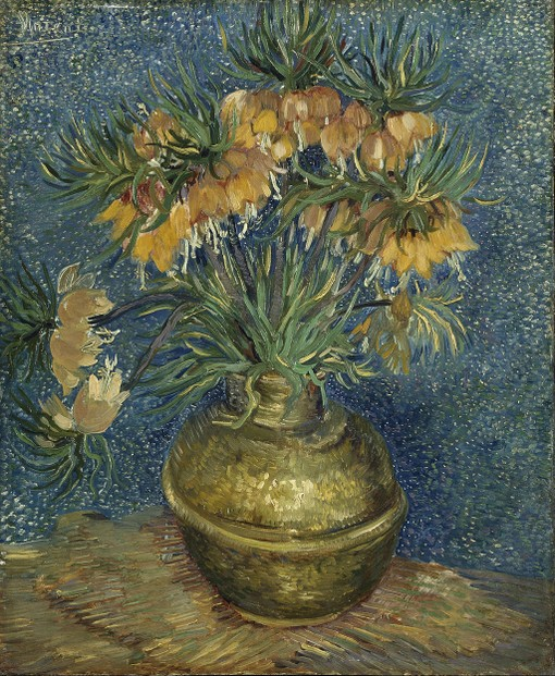 Oil Painting by Vincent van Gogh