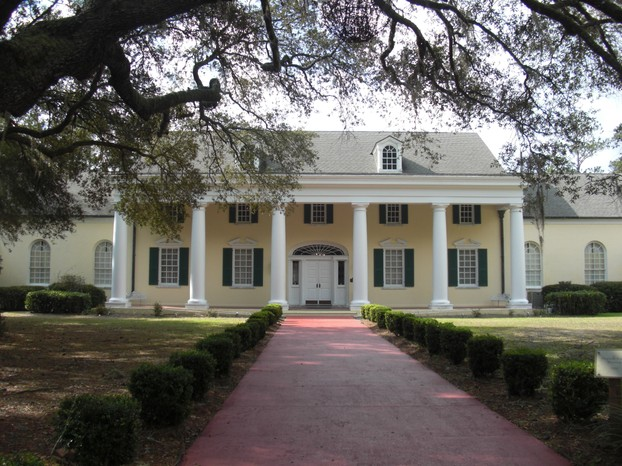 Stephen Foster Museum. White Springs, Florida