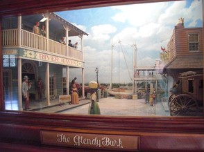 Moving Diorama at Stephen Foster Folk Center