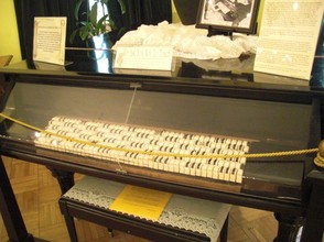 A Piano with a Von Janko Keyboard