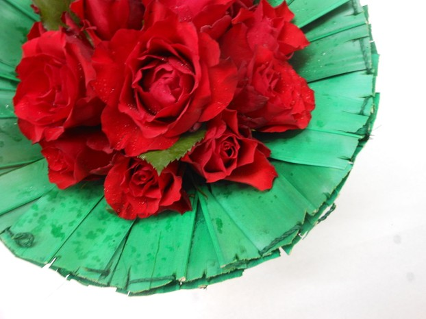 """Valentine's Day red roses"""