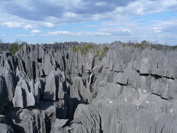 Great Tsingy, Tsingy de Bemaraha National Park, Melaky region, northwestern Madagascar