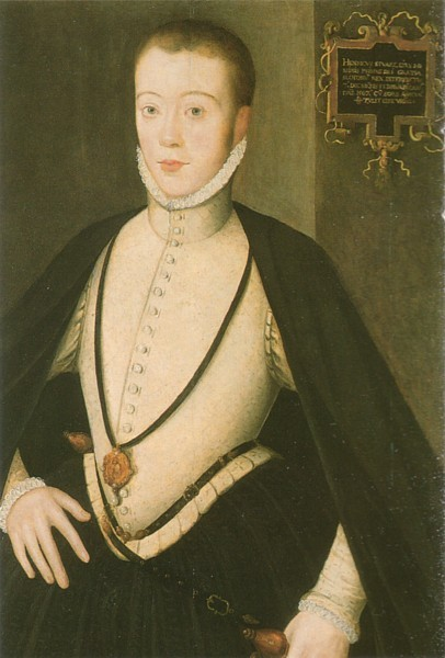 Henry Stuart, Lord Darnley was just 21 at the time of his death