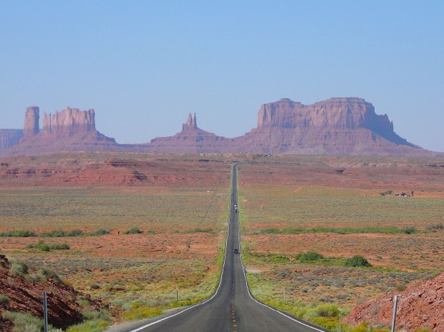 Monument Valley, southeastern Utah