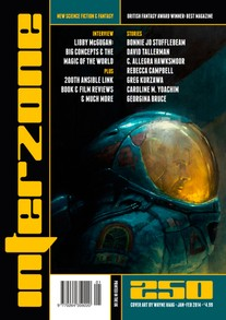 Interzone issue 250