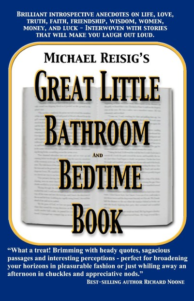 Great Little Bathroom and Bedtime Book review