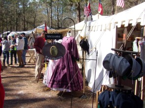A Civil War Mercantile in Olustee, Florida
