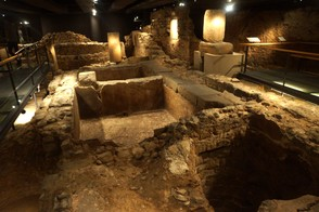 Excavations of Roman Barcino