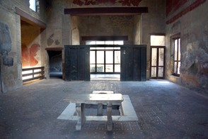 House of the Wooden Partition, Herculaneum
