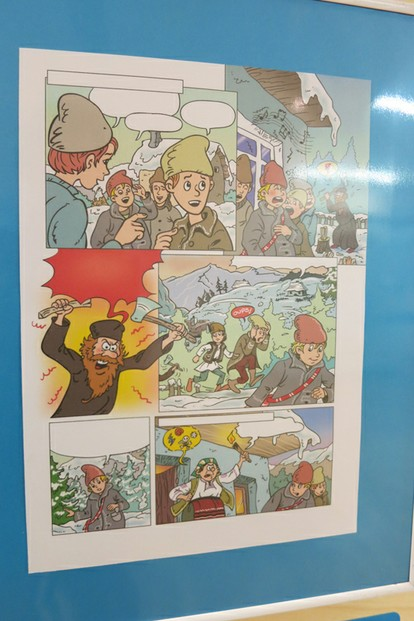 Serban Andreescu, Childhood Memories by Ion Creanga, 2013