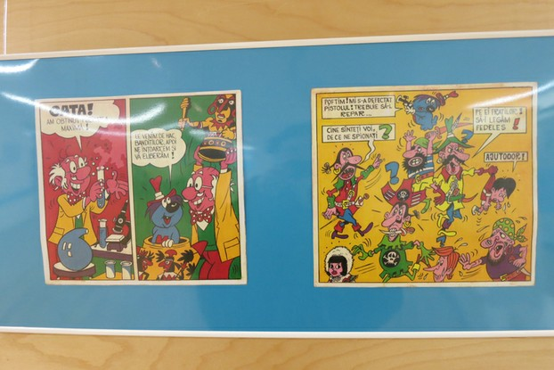 Adrian Andronic, The Ice Ship / The Island Mystery, 2011