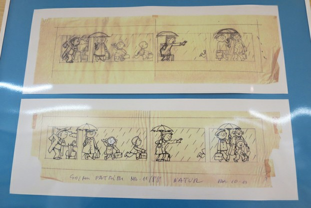 Burschi Gruder, The Adventures of Costel, 1989