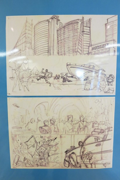 Remus Brezeanu, Bram and Ben, 2013