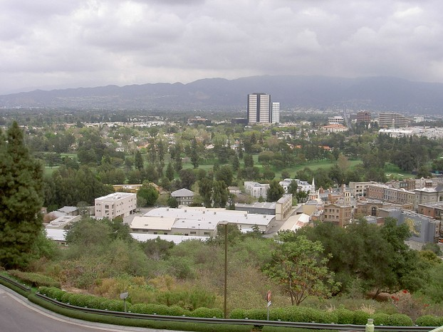 Universal City, Los Angeles County, southern California