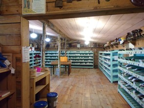 Inside Baker Creek Seed Store