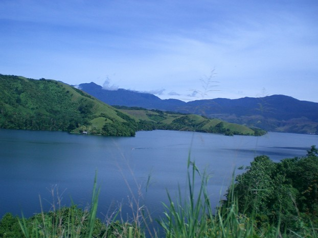 Lake Sentani, Papua province, northwestern New Guinea