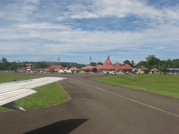 Manokwari's Rendani Airport