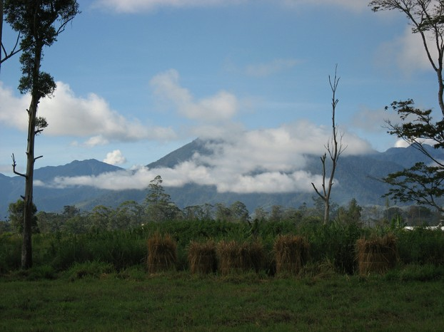 Wahgi Valley, Western Highlands, Papua New Guinea