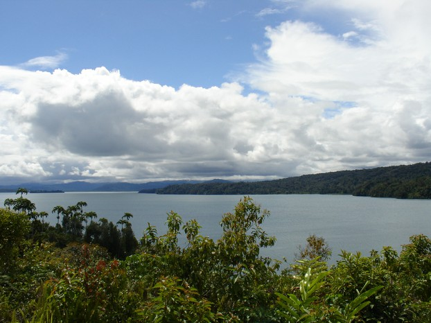 Lake Kutubu, Southern Highlands, Papua New Guinea