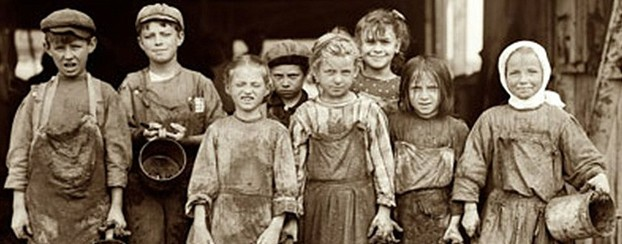 Child workers