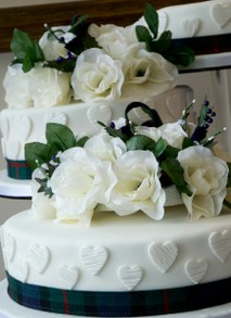 Is your wedding cake ready for your big day?
