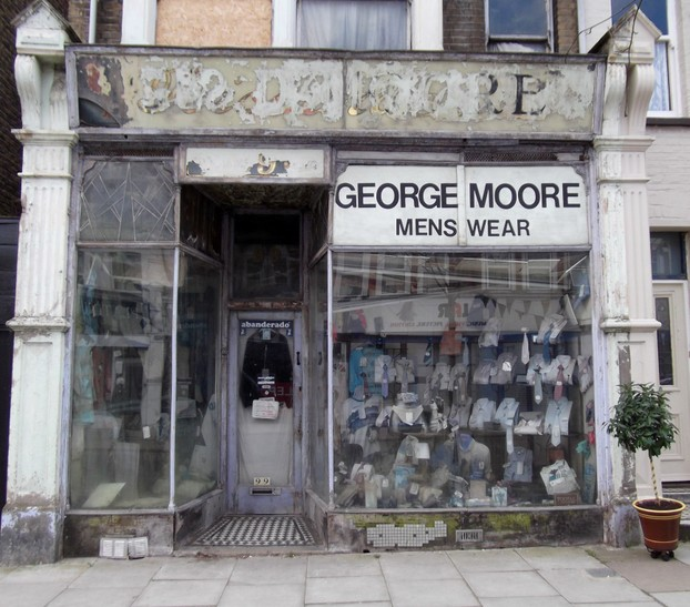 George Moore Menswear, Myddleton Road