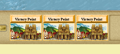 Image: Victory Point Cards in Catan