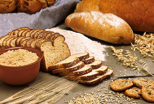 Whole grains foods