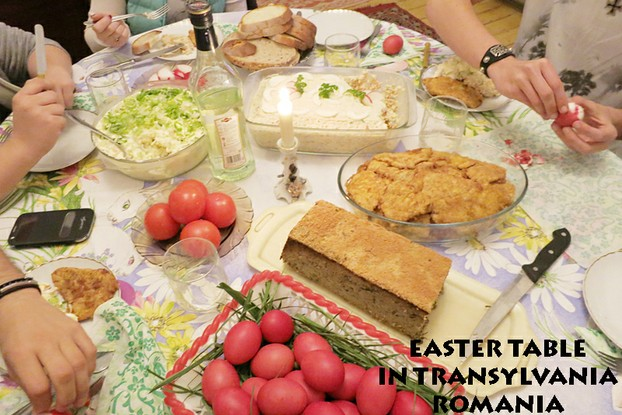 Homemade easter gifts for adults traditional transylvanian and romanian easter foods negle Choice Image