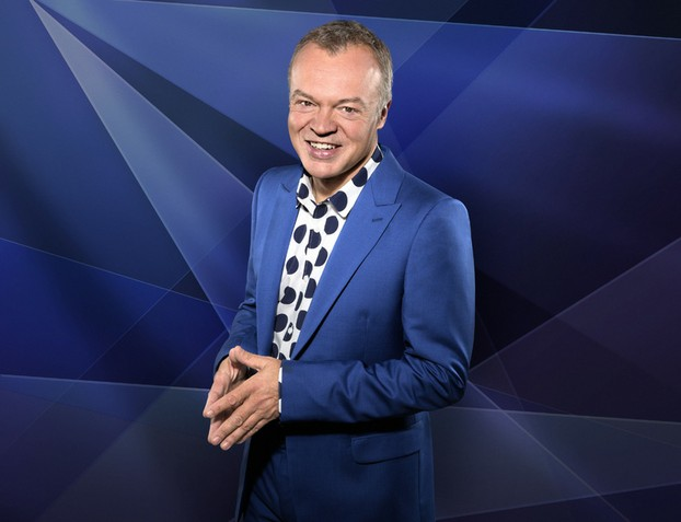 Graham Norton will host the Eurovision final on BBC One