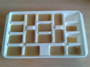 The Stock in the Ice Cube Tray