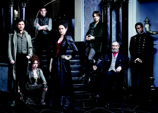 Penny Dreadful was co-produced by Sky Atlantic and Showtime