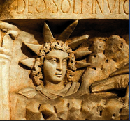 Image: Sol Invictus with uncropped panel
