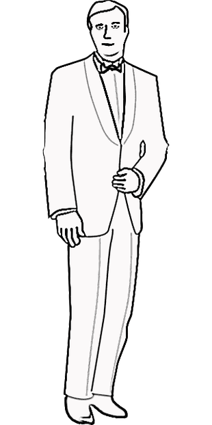 coloring pages of a groom - photo#3