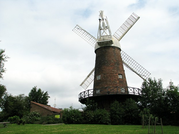 Green's Windmill in Sneinton