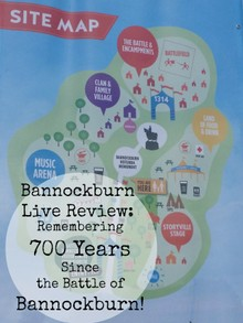 It could have been a better day at Bannockburn Live