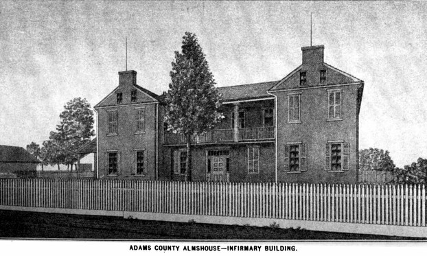 Adams County Almshouse Complex: Infirmary