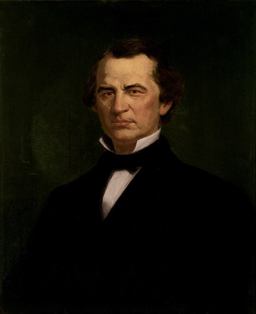 Official Presidential portrait of Andrew Johnson