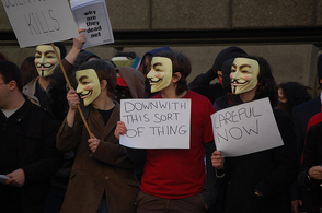 Image: Anonymous Down With This Sort of Thing (2008)