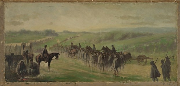 Morgan collection of Civil War drawings