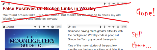 Image: Missing headers on old Wizzley articles