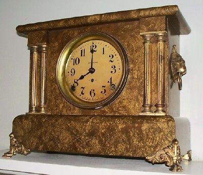 Ornate Mantel Clocks are Really Functional Home Art