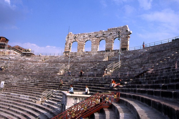 Greek Theatre, Taormina, Sicily