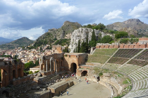 The Greek Theatre, Taormina