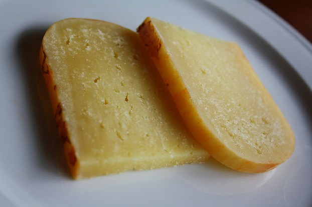 Mahon Cheese is a Very Popular Spanish Cheese