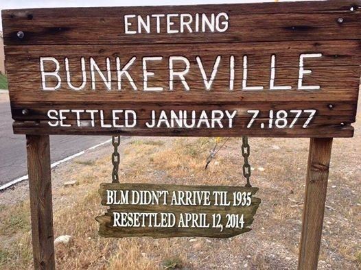 The Aptly Named Bunkerville