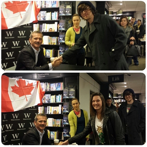 Meeting Chris Hadfield