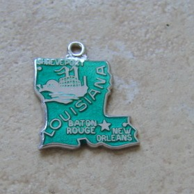 Wells Sterling Louisiana Charm